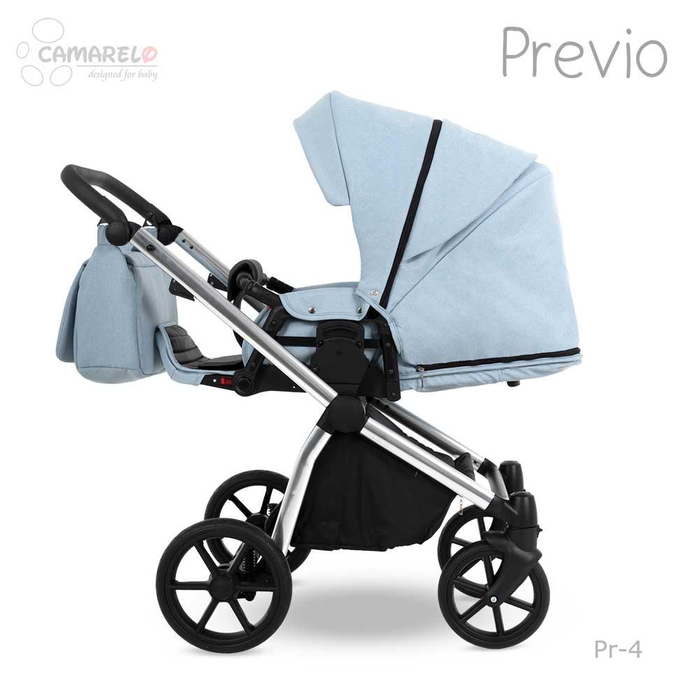 Previo barnvagn - 04-6