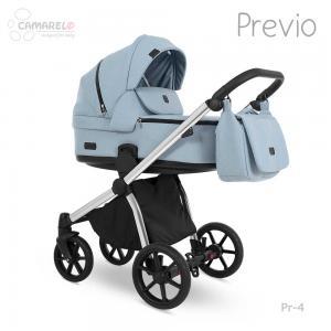 Previo barnvagn - 04