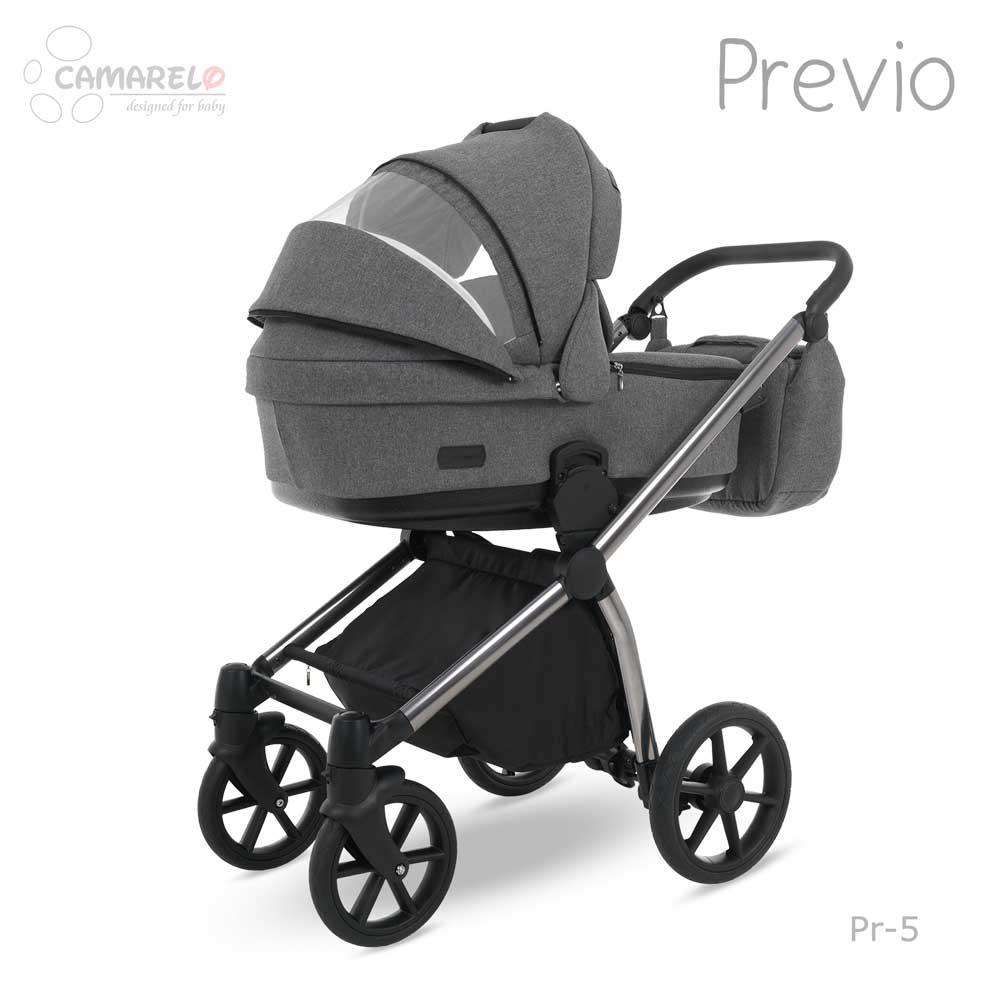 Previo barnvagn 05-2