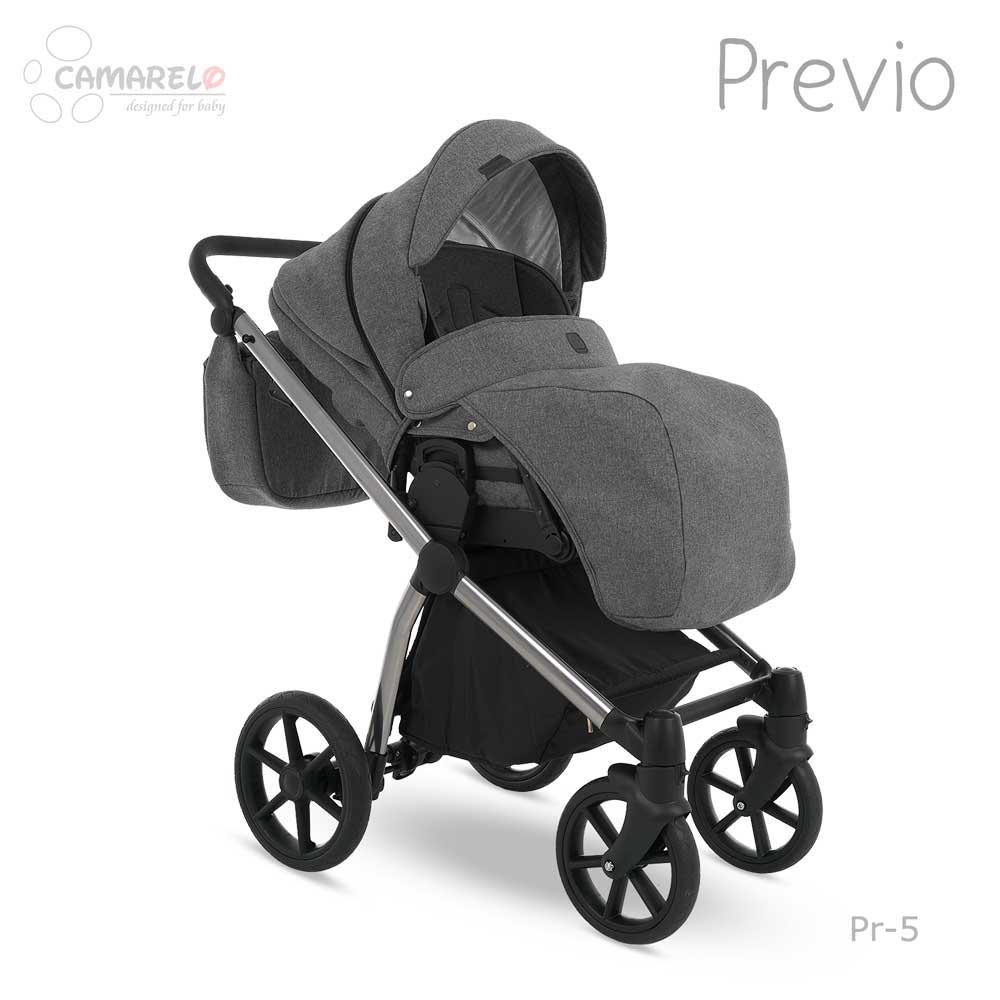 Previo barnvagn 05-4