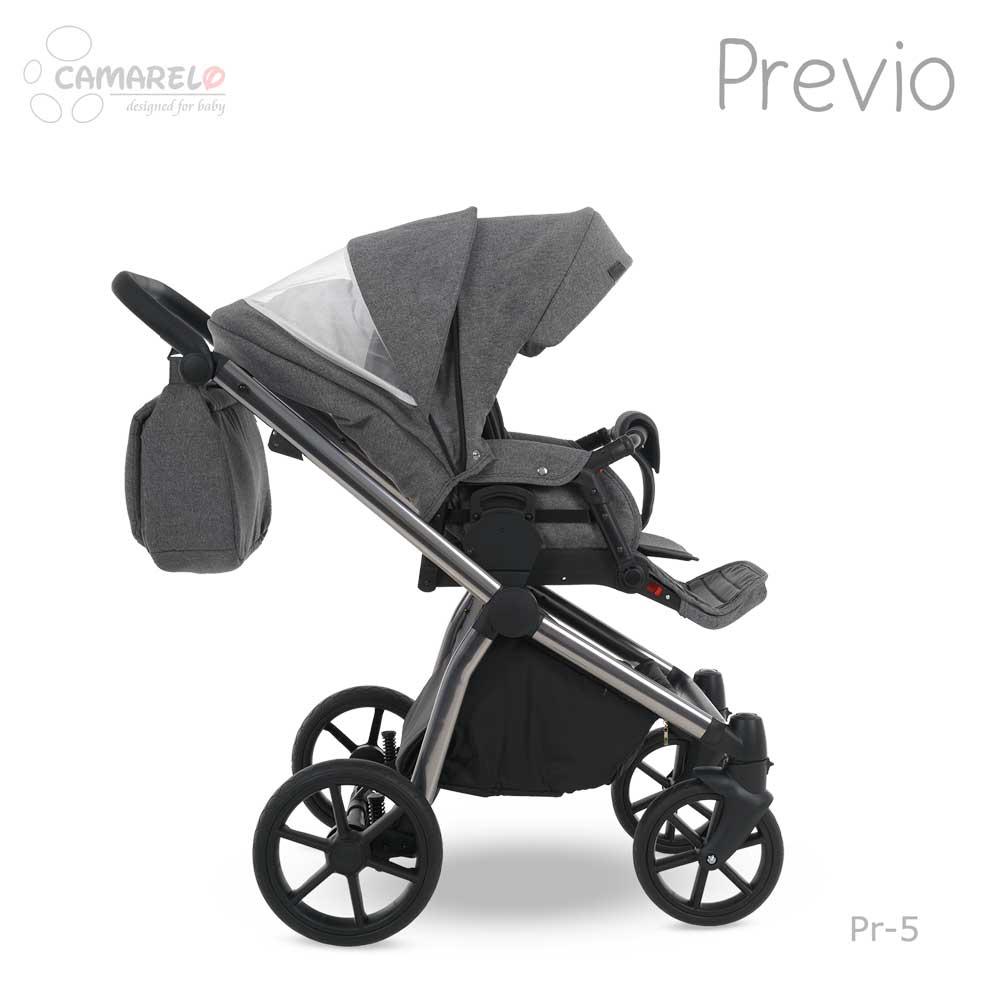 Previo barnvagn 05-5