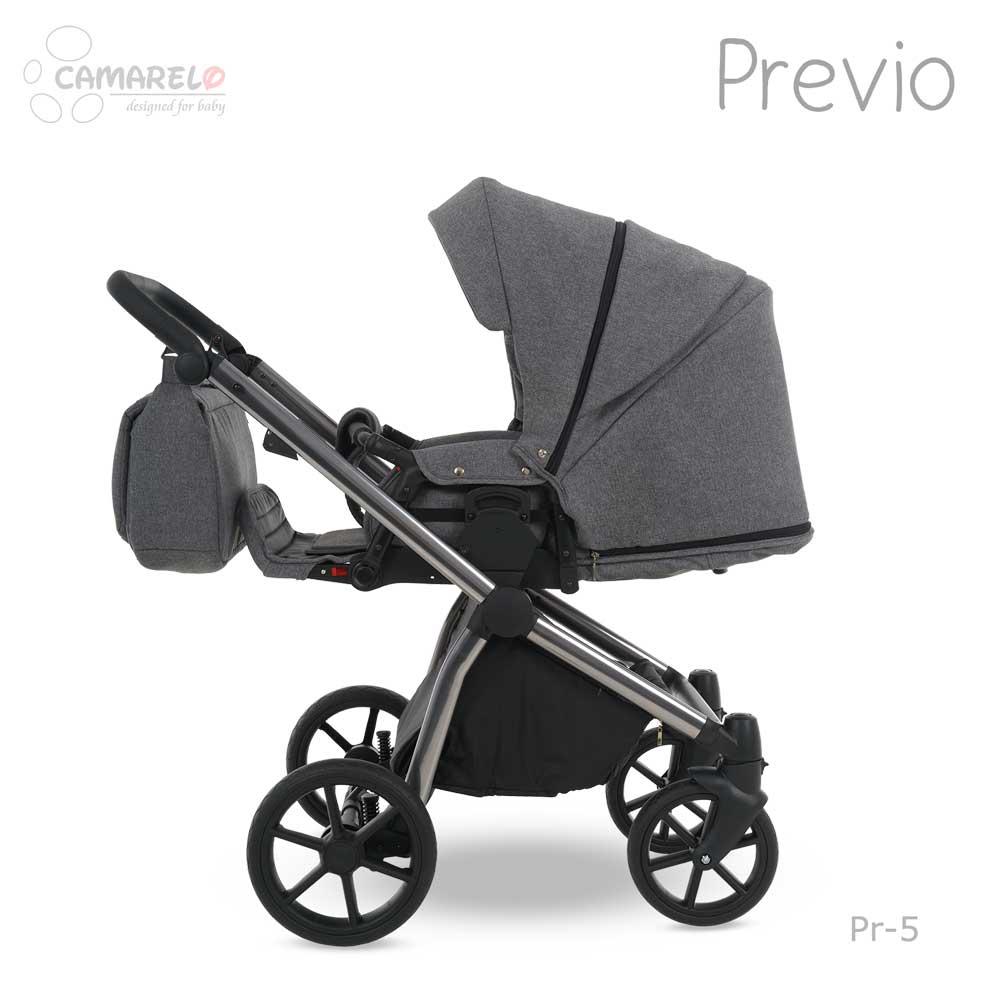 Previo barnvagn 05-6