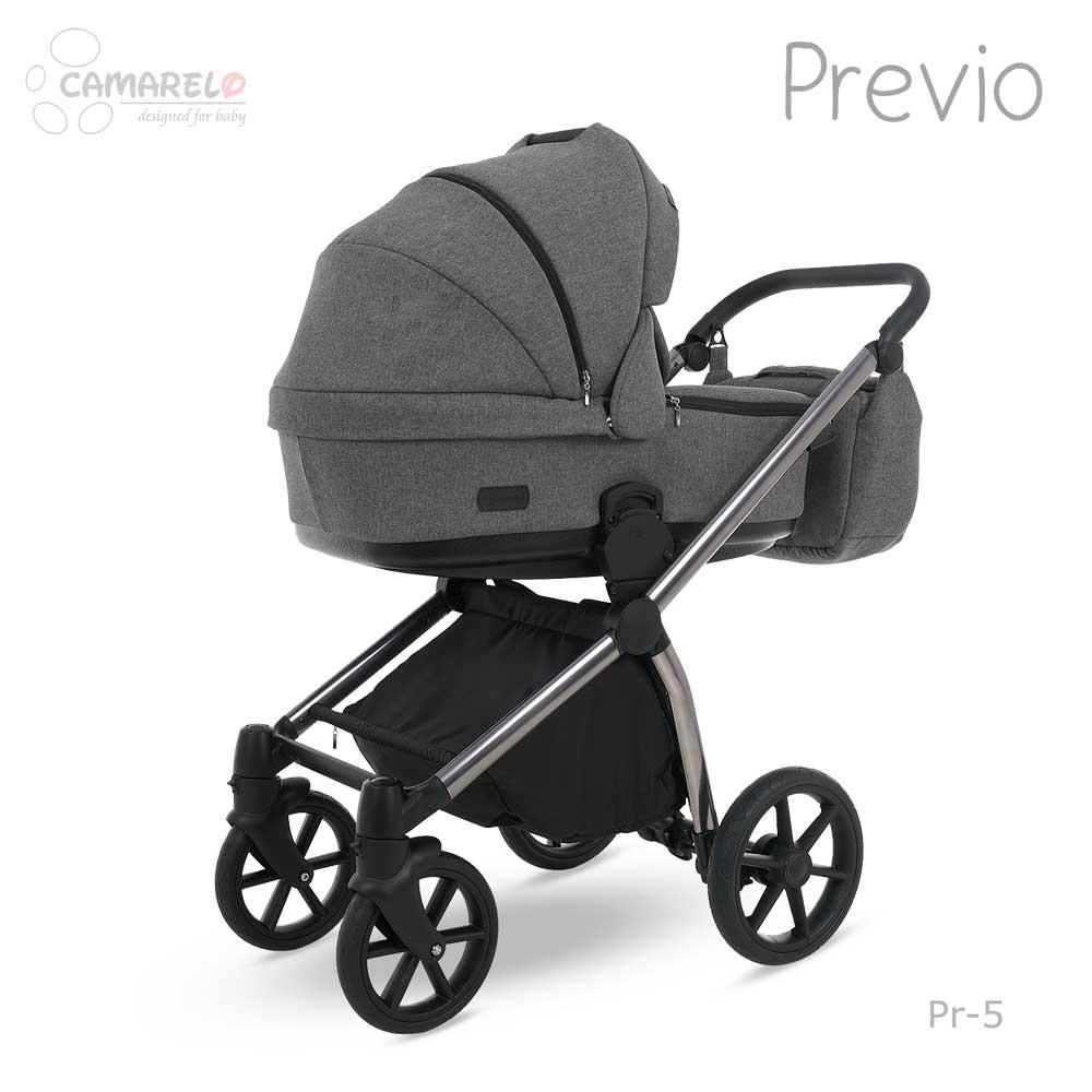 Previo barnvagn 05-7