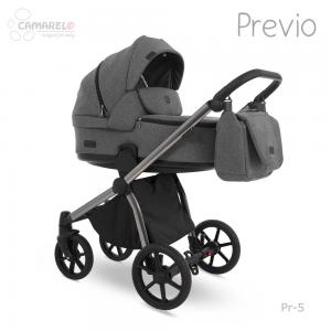Previo barnvagn 05