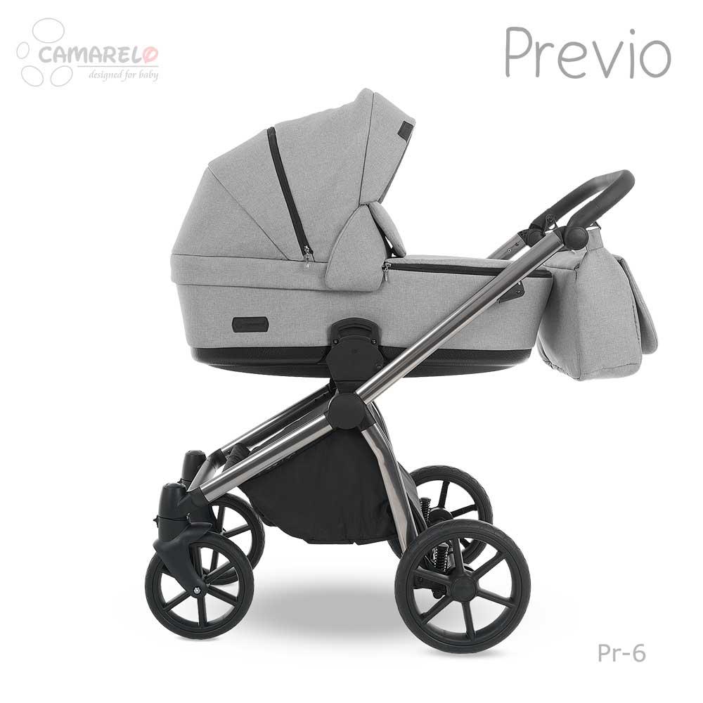 Previo barnvagn - 06-2