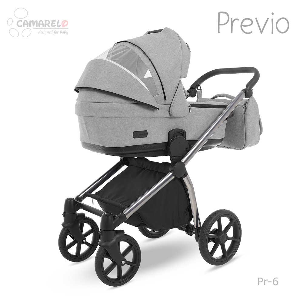 Previo barnvagn - 06-4