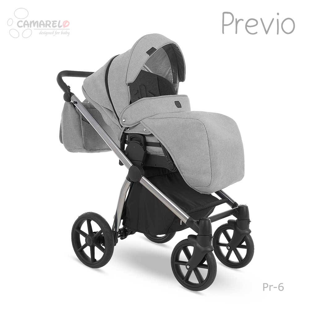 Previo barnvagn - 06-5