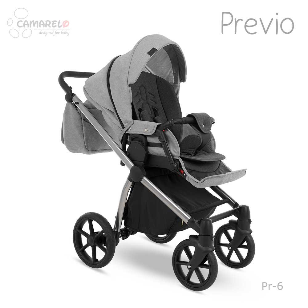 Previo barnvagn - 06-6