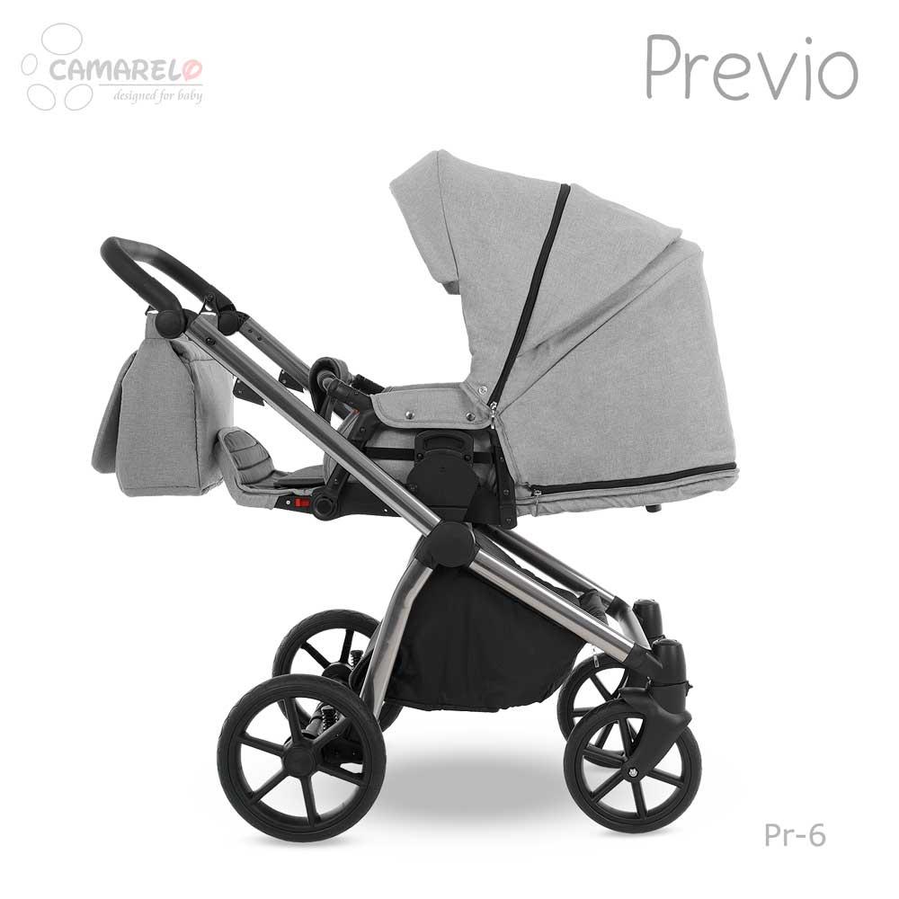 Previo barnvagn - 06-7