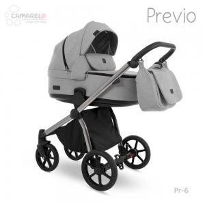 Previo barnvagn - 06