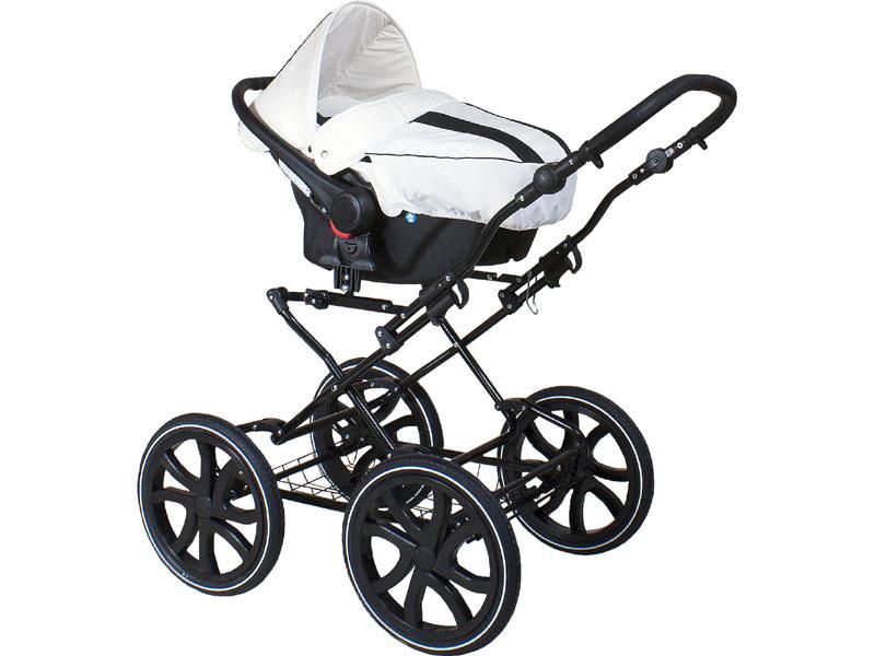 Severine Duo barnvagn