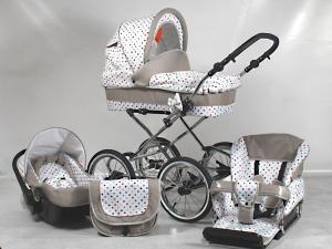 tessaguiletta duo barnvagn