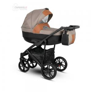Veo Duo  Barnvagn Brown/Beige