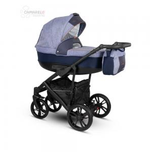 Veo Duo  Barnvagn Blue