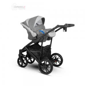 Veo Babyskydd Grey/Black