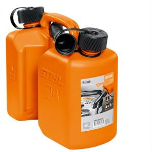 Stihl Kombidunk, orange, 3 l/1,5 l