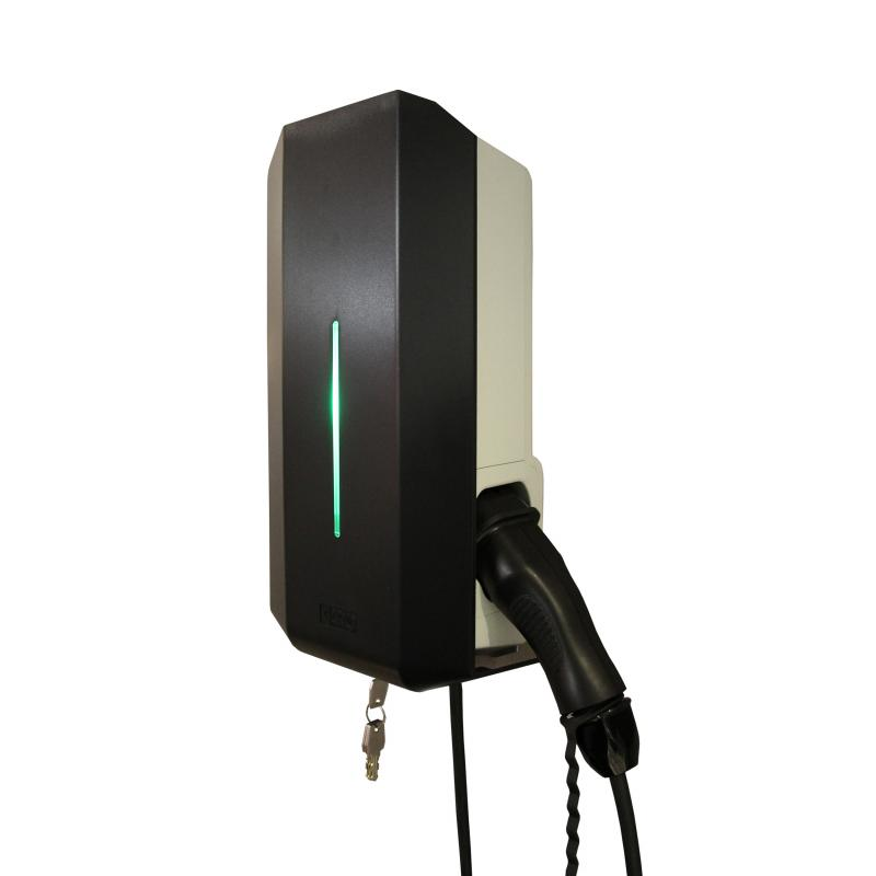 Garo GLB 22 kW kabel Typ 2 Laddbox