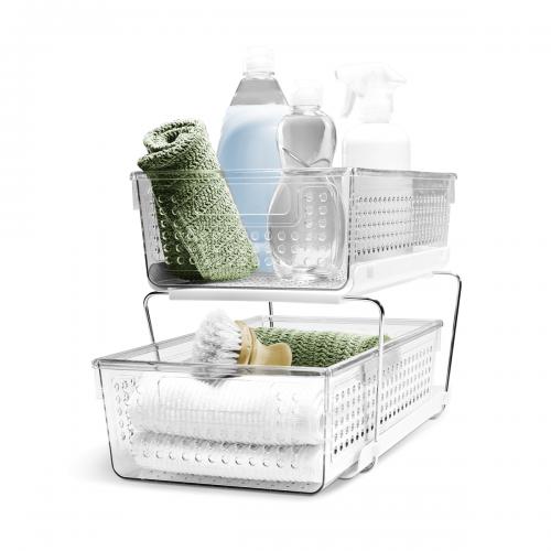 Organisera smartare med Madesmarts utdragbara förvaringslådor