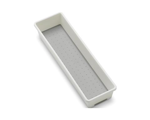 Förvaringslåda 32,4 x 9,5 x 5,3 cm, vit