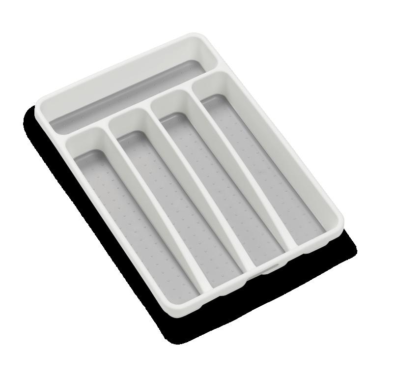 Lådinsats Mini 5 fack, vit
