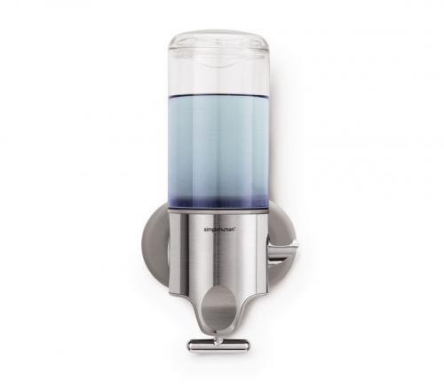 Simplehuman BT1034 väggmonterad tvålpump i elegant design och med hög kvalitet