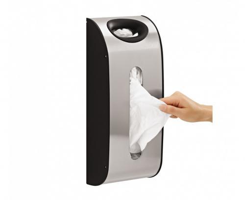 Förvaringshållare för hushållskassar från Simplehuman