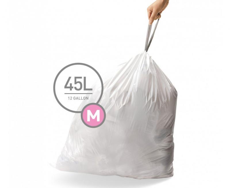 Beställ Simplehuman soppåse M
