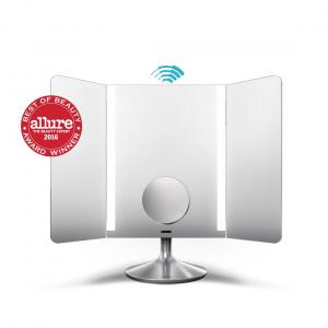 Simplehuman ST3014 Sensor Mirror-Pro wide view