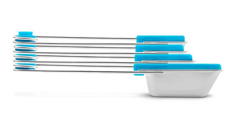Dreamfarm Levoons ger dig exakta mått för din matlagning. Finns hos battreordning.se