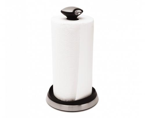 Simplehuman KT1021 hållare för hushållsrullar, quick load