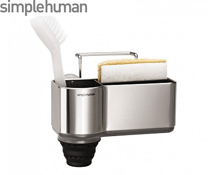 Simplehuman KT1116 håller ordning i diskhon