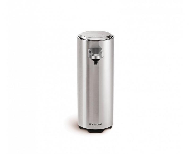 Simplehuman ST1034 automatisk tvålpump med uppladdningsbart batteri