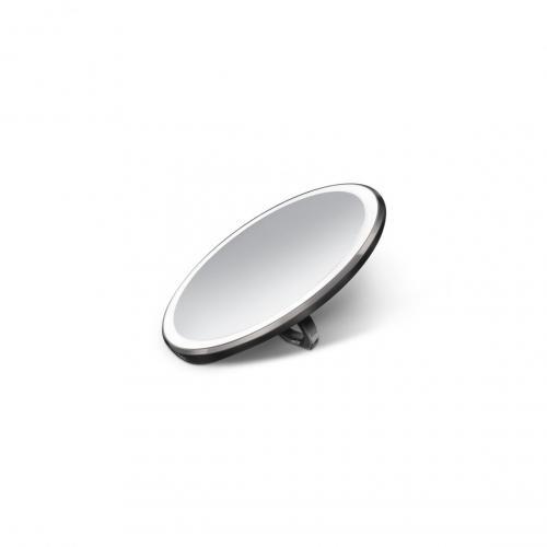 Compact LED, 3x förstoring, svart
