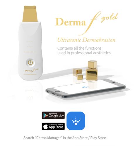 Derma F Gold - kavitationspeeling