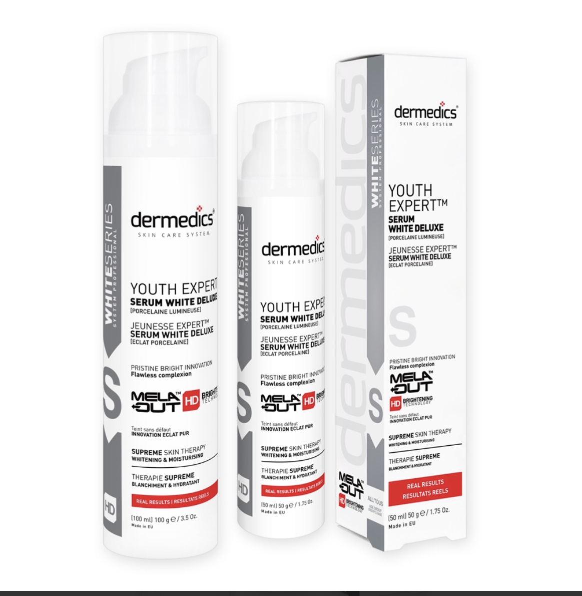 DERMEDICS WHITE serum 100 ml