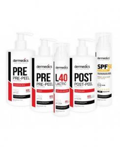 Kemisk Peeling startpaket Dermedics + online utbildning