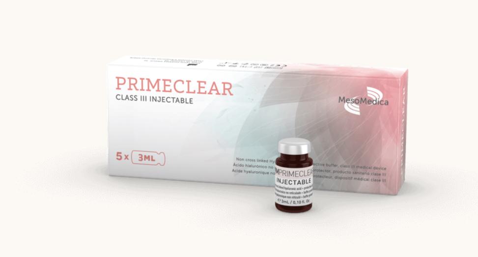 Prime Clear CE märkt
