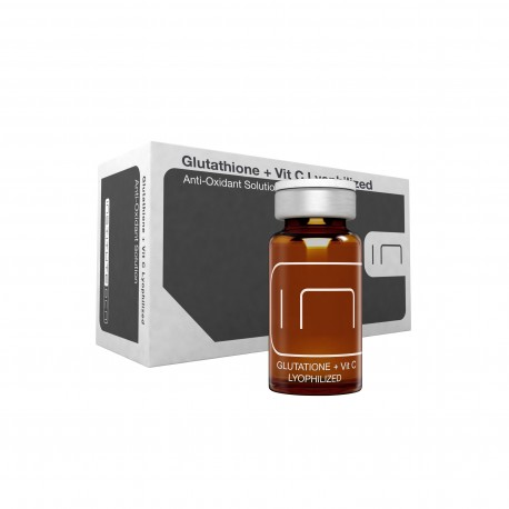 Glutathione + Vitamin C Lyophilized