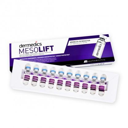 MESOLIFT wrinkle 3D Reductor - botoxeffekt