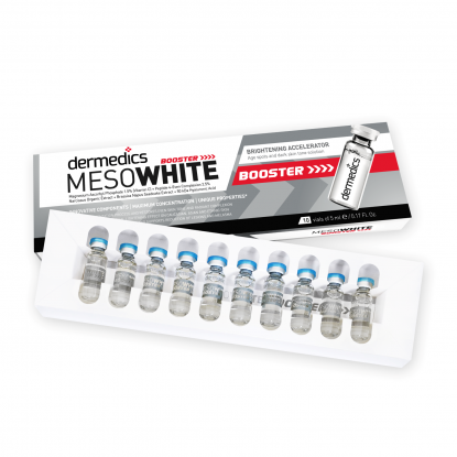 Booster Brightetning Accelerator MESO WHITE