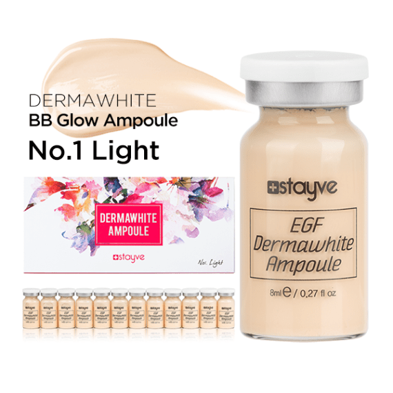 BB Glow / STAYVE BB Glow Derma White N°1 STAYVE BB Glow Derma White N°1