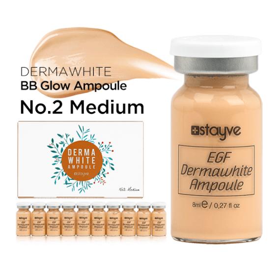 BB Glow / STAYVE BB Glow Derma White N°2 STAYVE BB Glow Derma White N°2