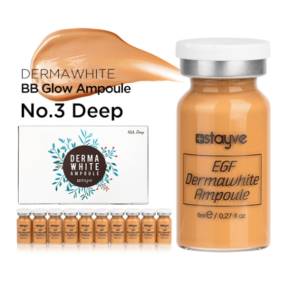 STAYVE BB Glow Derma White N°3