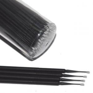 Microfiber Borstar Svart  100st