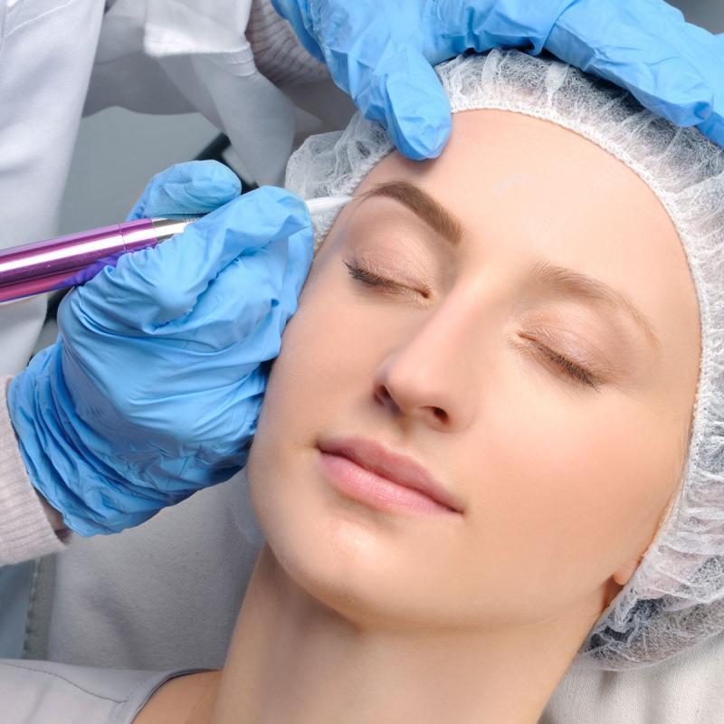 Ombré brows - ögonbrynstatuering maskin onlinekurs