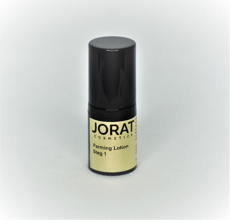 Jorat Cosmetics Lashlift Perming Lotion, Steg 1