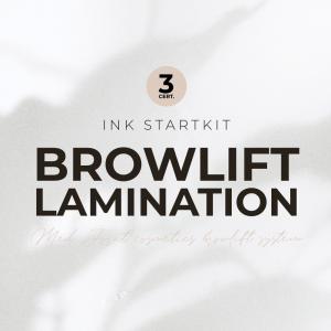 Browlift / Brow Lamination Utbildning - 3 Certifikat - Inkl Startkit - Jorat Cosmetics Browlift System