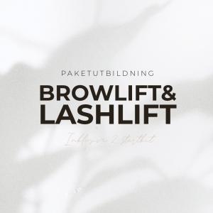Paketutbildning - lash & browlift lamination med Jorat cosmetics lift system