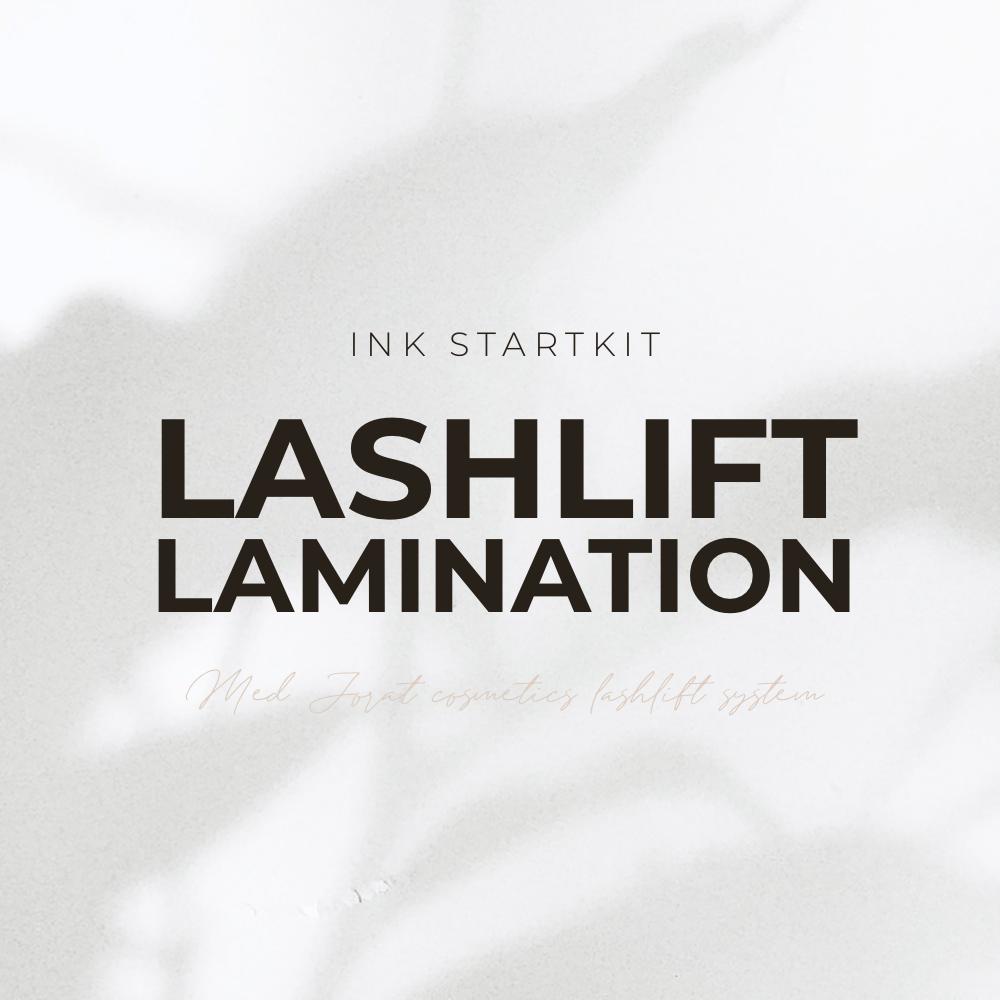 Lashlift lamination utbildning - Jorat Cosmetics lashlift system