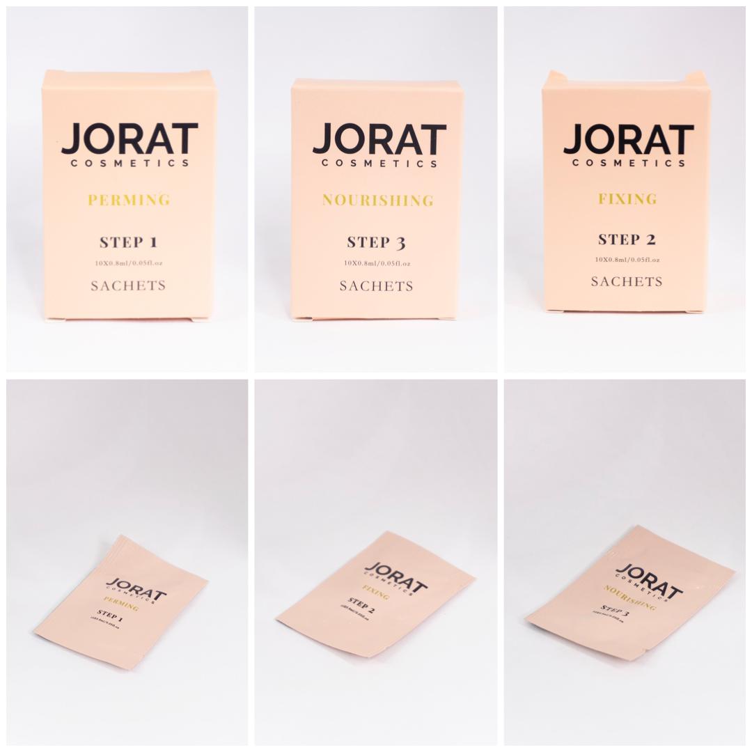 Lashlift Startkit litet-  Jorat Cosmetics serie 0.2
